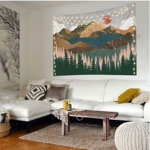 Urban Outfitters Mountain ⛰ Tapestry *NEW*